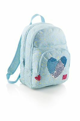 Agatha Ruiz De La Prada Backpack Large Triple, Leather Sequins miquel-rius 16...