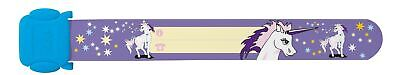 Sigel ID002 Child Safety Wristband/ID Band for Girls, Design: Unicorn 19.7 cm...
