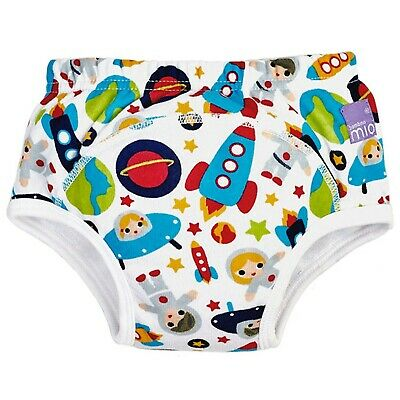 Bambino Mio, Potty Training Pants, Outer Space, 3+Years 3+ Years