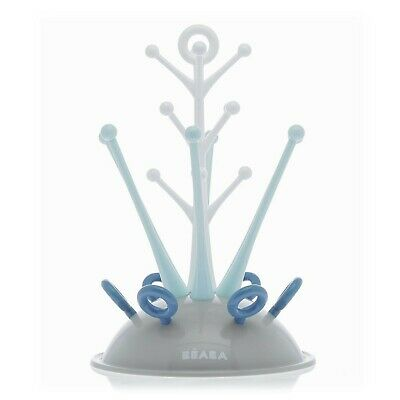 Beaba Bottle Tree Draining Rack Blue
