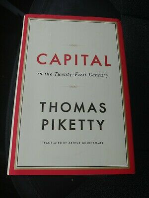 Capital in the Twenty First Century by Piketty, Thomas Hardcover