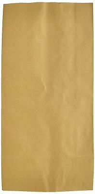 Dempson 302172 Paper Bag, 12.7 kg, 360 x 260 x 520 mm - Brown, Pack of 125