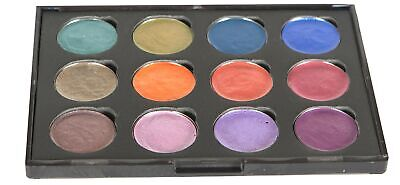 Cosmic Shimmer Iridescent Watercolour Pallet Set 6-Antique Shades, mica, Mult...