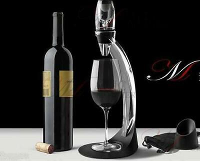 MAGIC DECANTER Deluxe Red Wine Aerator- 7 PIECE SET - For all Wine Connoisseur's