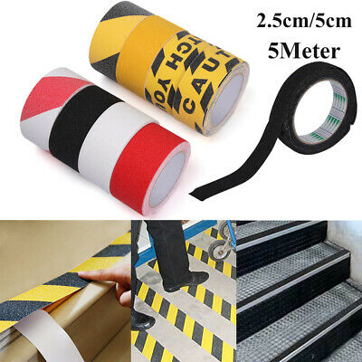 Hazard Warning Strips Marking Tape Barrier Remind Danger Caution Sticker