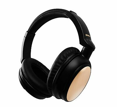 Groov-e Ultra Bluetooth Wireless On-Ear Headphones with 15 Hours Playback, Bu...
