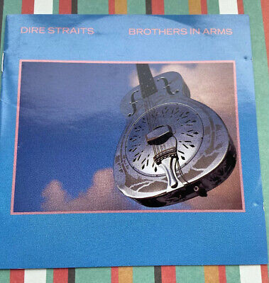 Dire Straits - Brothers In Arms - CD Album - 1996 - 9 Great Tracks Soft Case