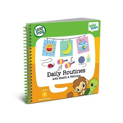 LeapFrog 21506 LeapStart Nursery Daily Routines and Health and Wellness Activ...