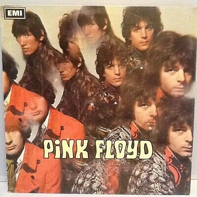 Pink Floyd Piper At The Gates Of Dawn vinyl LP 4th UK sterio 1971 SCX6157