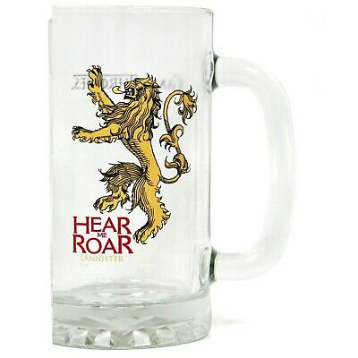 Star images Game of Thrones Stein Glass Hear Me Roar Lannister Action Figure