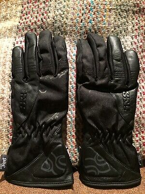 ixs Motorcycle Gloves Ladies Size DS/5 (small) Black BNWOT