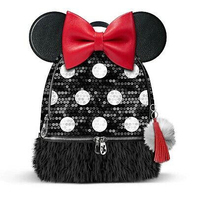 Minnie Mouse Sequin-Backpack Bouquet