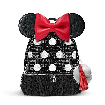 Minnie Mouse Sequin-Backpack Bouquet (Small)