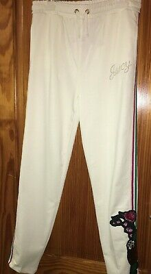 Juicy Couture  Bottoms Age 10-11  Years Vanilla Ice New Tags