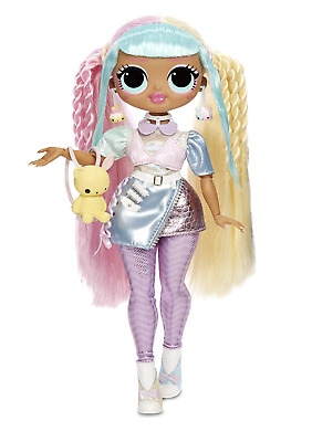 BRAND NEW LOL Surprise OMG CANDYLICIOUS Doll - L.O.L. O.M.G. Series 2 FREE SHIP