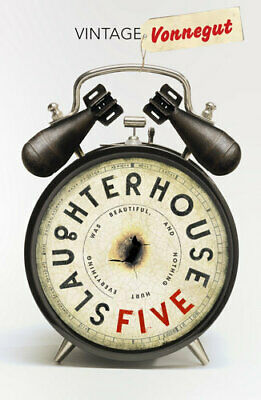 NEW Slaughterhouse 5  By Kurt Vonnegut Paperback Free Shipping