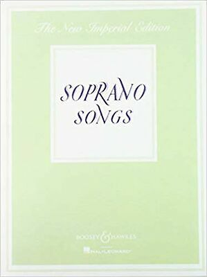 Mezzo-Soprano Songs The New Imperial Edition Voice NEW 048008367