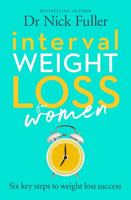 NEW Interval Weight Loss for Women By Nick Fuller Paperback Free Shipping