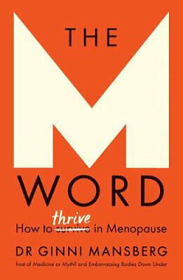 NEW The M Word By Ginni Mansberg Paperback Free Shipping