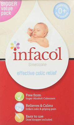 Infacol - Colic Relief Drops for Babies - 85ml (2 Pack) - Bigger Value Pack -...