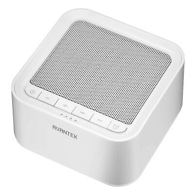 AVANTEK Sleep White Noise Machine, 20 Soothing Natural Sounds Therapy for Bab...