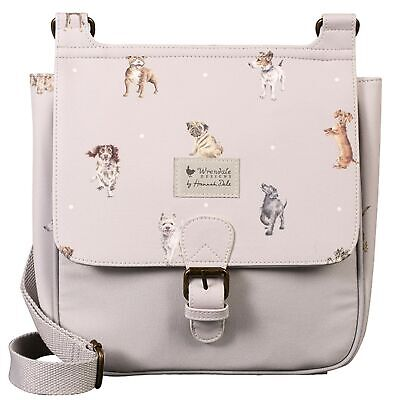 Wrendale Designs Satchel Crossbody Bag Dog