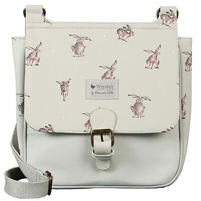Wrendale Designs Satchel Crossbody Bag Hare