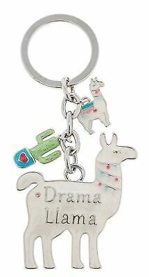 Equilibrium Snazzy Style Enamel Keyring Charm Love You to The Moon and Back
