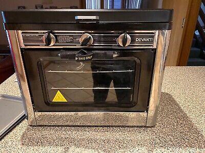 CAMPING OVEN Companion CS-01 Portable Gas Oven and Stove