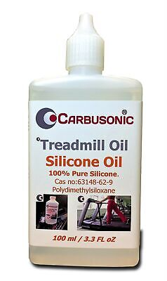 Carbusonic SILICONE Oil Lubricant Acrylic Pouring Medium Cell Painting Treadm...
