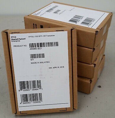 New Sealed Genuine HP/HPE 455883-B21 455885-001 456096-001 GBIC