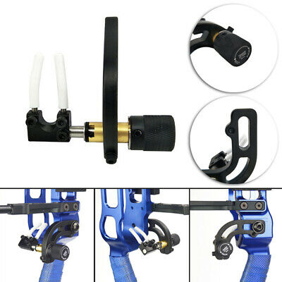 Archery Compound Recurve Long Bow Right Hand Arrow Rest Hunting Shooting Sports