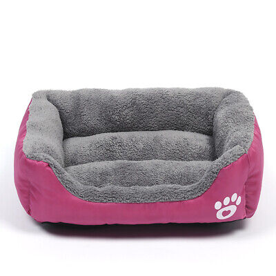 Cushion Soft Washable Pet Puppy House Kennel Dog Mat Blanket Kitten Cat Bed Warm