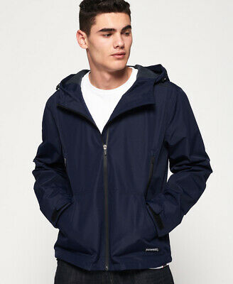 SUPERDRY MENS QUILTED Athletic Sd Windcheater Jacket EUR