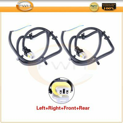 Rear Left or Right ABS Wheel Speed Sensor Assembly For 2005-2007 Buick Terraza