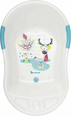 Badabulle Fun Ergonomic Bath, White Badabulle Bath