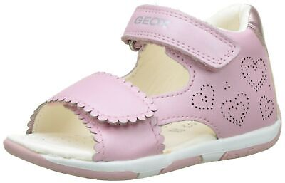 Geox Baby Girls' B Sandal Tapuz B 3 UK Child Pink Lt Pink C8010