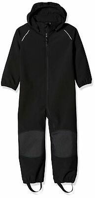 Name IT NOS Baby Boys' Nmnalfa Suit Solid Noos Rain Trouser 92 cm