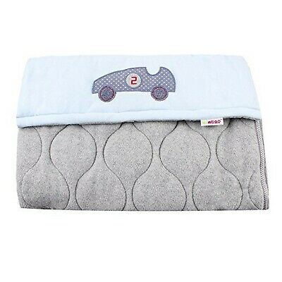 Universal Baby Stroller Cosytoes Liner Buggy Padded Luxury Footmuff -(Grey wi...