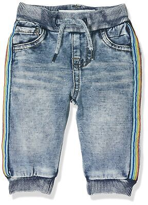 Name It Baby Boys' Jeans 62 Blue (Light Blue Denim Light Blue Denim)