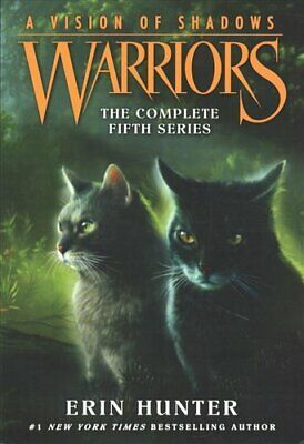 Warriors: A Vision of Shadows Box Set: Volumes 1 to 6 9780062945839 | Brand New