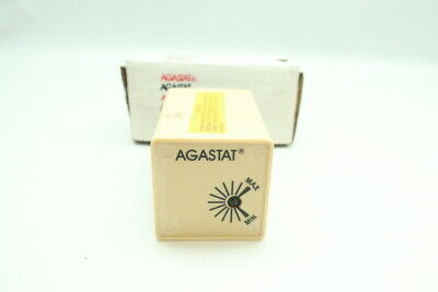Agastat SCERW21AEA Timing Relay 120v-ac