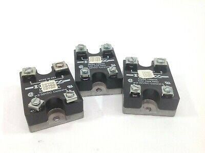 opto 22 Solid State Relay 3-32VDC Control 120 to 480 VAC Output Control