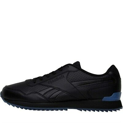 Reebok Classics Mens Royal Glide Trainers Black Size UK 5.5