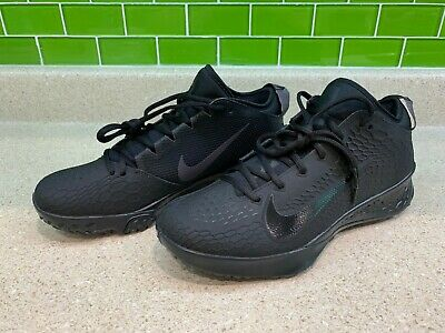 dirt cheap low cost best wholesaler NIKE FORCE ZOOM Trout 4 Mens Baseball Turf Shoes White/Black Size ...