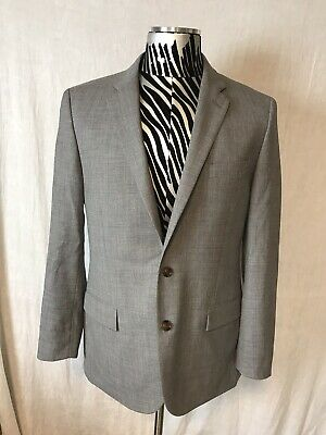NEW J Crew Factory Thompson Voyager Wool Suit Jacket Sport Coat 42R 42 Regular