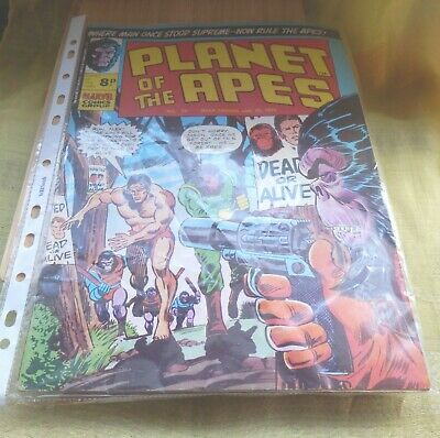 Planet of the Apes 1975 comic No 14