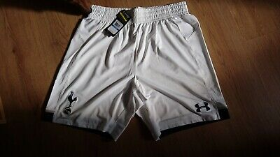 Tottenham Hotspur SPURS Under Armour 2015-2016 Player Issue Shorts - Brand New!