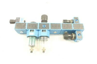 Festo LFR-1/2-S-B Pneumatic Filter-regulator Assembly