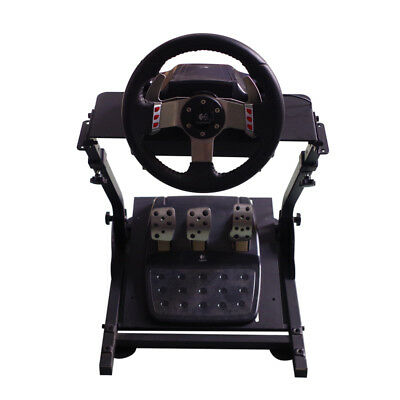Racing Steering Wheel Stand for Logitech G27/G25,G29 and G920 AG201